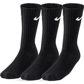 Nike Cushion crew tennissokker, 3-pak Sort