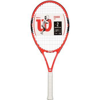 Wilson Federer 100 TNS RKT W/O CVR 1 Rød