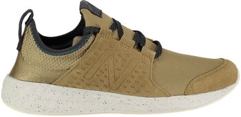 New Balance Fresh Foam Cruz Protect Herrer Gul