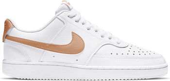 Nike Court Vision Low Damer Hvid