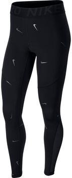 Nike Pro Metallic Swoosh Tight Damer