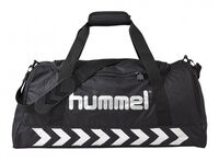 Hummel Authentic Sports Bag Medium Sort