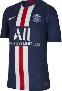 Nike Paris Saint-Germain 2019/20 Stadium Home Big Kids' Soccer Jersey Herrer