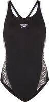Speedo Monogram Muscleback - Kvinder