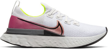 Nike React Infinity Run Flyknit Herrer Hvid