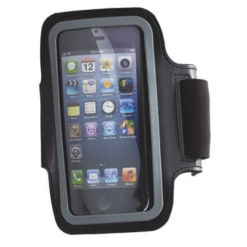 PRO TOUCH Sportsarmband iPhone 6 Sort