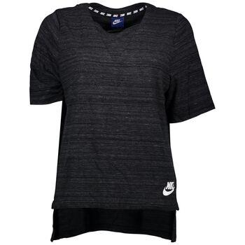 Nike Sportswear Advance 15 Top Damer Sort