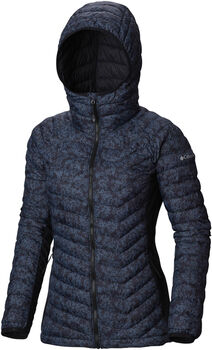 Columbia Powder Pass Hooded Jacket Damer