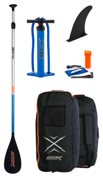 SUP Freeride Inflatable Stand-Up-Paddleboard inkl. leash