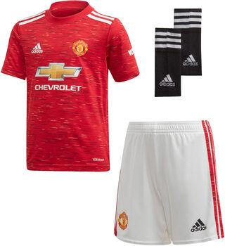 adidas Manchester United FC 20/21 Hjemmebanetrøje Børn