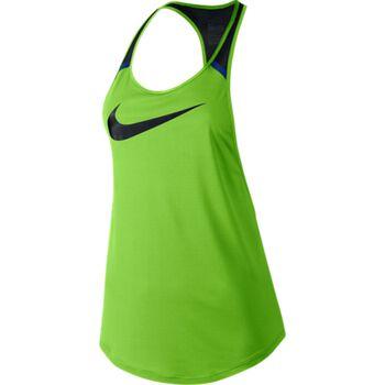 Nike Flow Grx Tank Damer Grøn
