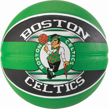 Spalding NBA Team Boston Celtics - Basketball Grøn