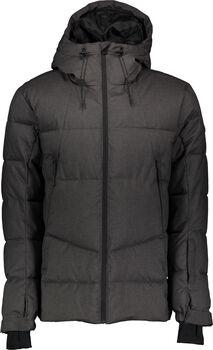 McKINLEY Piste Ski Jacket Herrer Sort