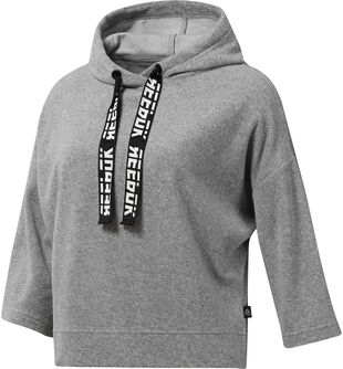 Workout Meet You There Terry Hoodie