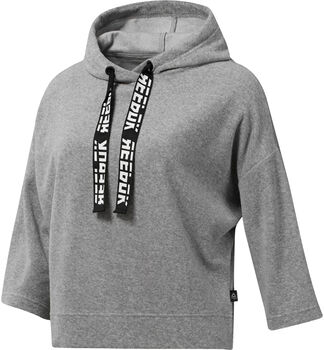Reebok Workout Meet You There Terry Hoodie Damer