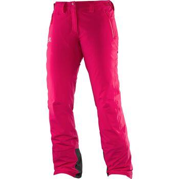 Salomon Iceglory Pant Damer Pink