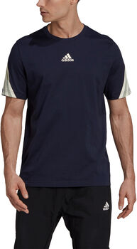 adidas Sportswear 3-Stripes Tape T-shirt Herrer