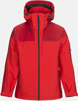 Peak Performance Maroon Race Jacket Herrer