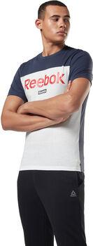 Reebok Training Essentials Linear Logo Tee Herrer