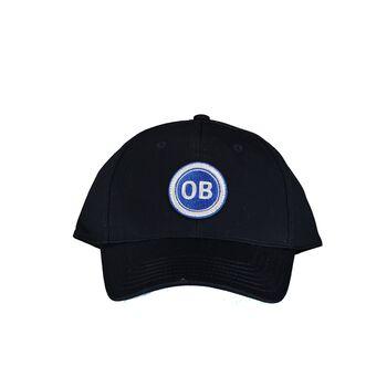 NOBRAND OB Basic Cap Blå