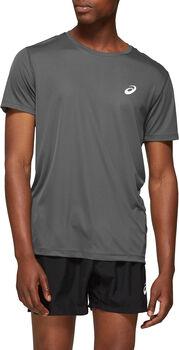 Asics Silver T-shirt Herrer