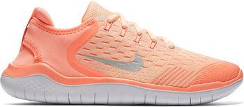 Nike Free RN 2018 Piger Orange