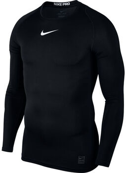 Nike Pro Top LS Compression Herrer