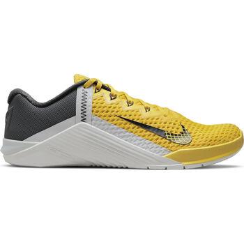 Nike Metcon 6 Herrer Gul