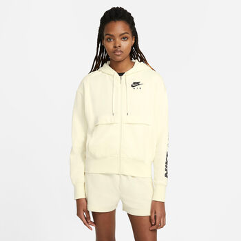 Nike Air full-zip fleece hættetrøje Damer
