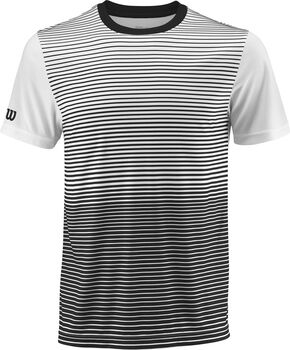 Wilson Team Striped T-shirt Herrer