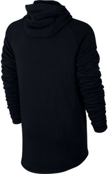 Nike Sportswear Tech Fleece WR Hoodie Fz Herrer Sort