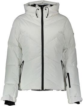 McKINLEY Klappen II Skijakke Damer Hvid