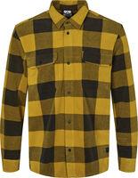 Fleece skjorte