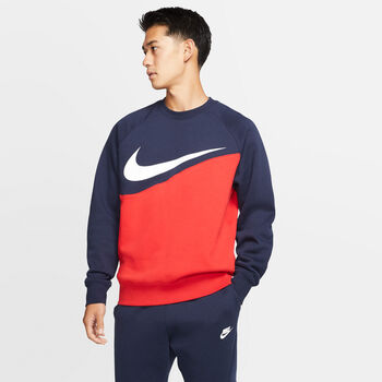 Nike Sportswear Swoosh Crew Herrer