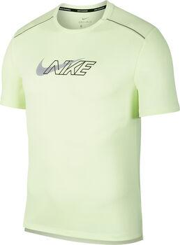 Nike Dri-FIT Miler Short-Sleeve Flash Løbetrøje Herrer