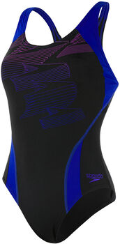 Speedo Boom Placement Racerback Damer