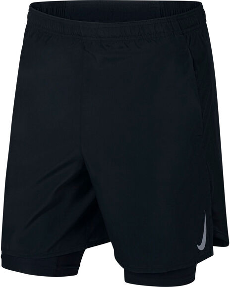 "Challenger 7"" 2-in-1 Shorts"