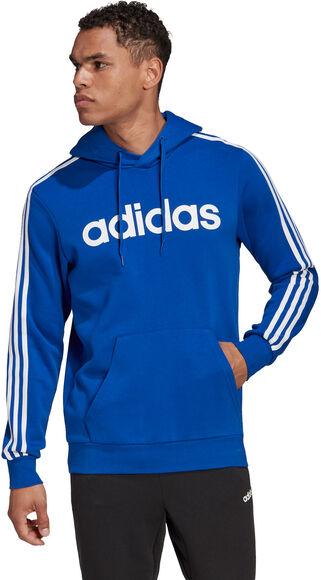 Essentails 3-Stripes Pullover - Hættetrøje