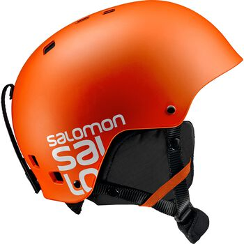 Salomon Helmet Ghost Orange