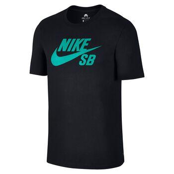 Nike SB Logo Tee Herrer Sort
