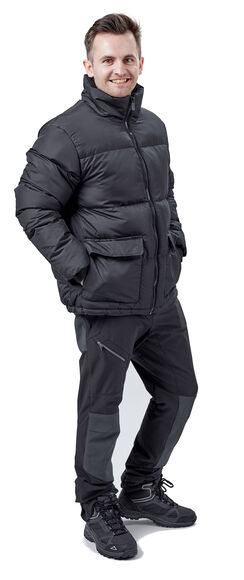 Sander Puff vinterjakke