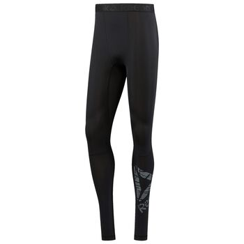 Reebok Workout Compression Tight Herrer Sort