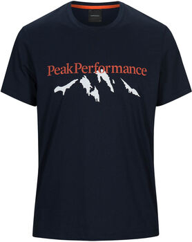 Peak Performance Explore Mountain PR T-shirt Herrer