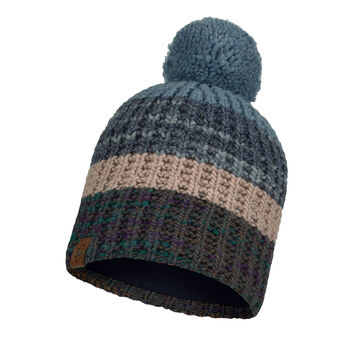 Buff Knitted Hat Leisure Multifarvet